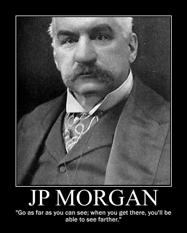 j p morgan nose - photo #9