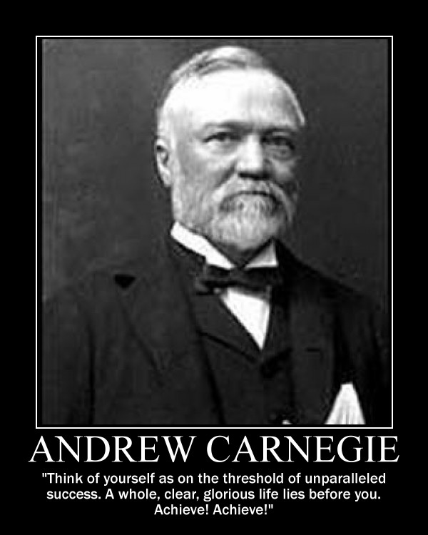 Andrew Carnegie: Titan of Industry